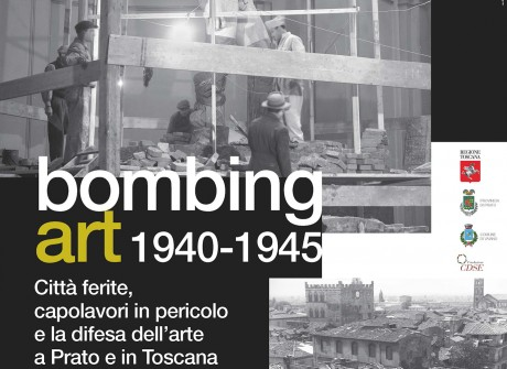 Bombing Art 1940-1945 nuova mostra a Prato