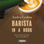 Barista in a book